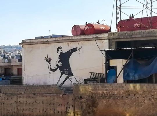 Image de l'actualité La mauvaise foi : le prix de l'anonymat de Banksy