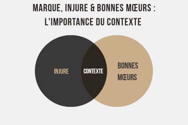 Image de l'article Injure déposée à titre de marque : l'importance du contexte