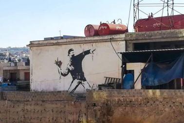 Image de l'article La mauvaise foi : le prix de l'anonymat de Banksy
