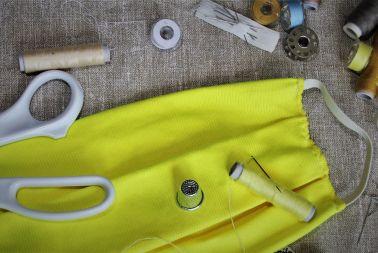 Image de l'article Masques barrières : quelles précautions à prendre pour les mettre sur le marché et communiquer ?