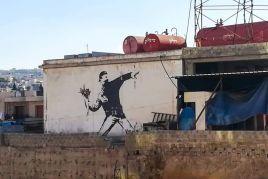 Image de La mauvaise foi : le prix de l'anonymat de Banksy
