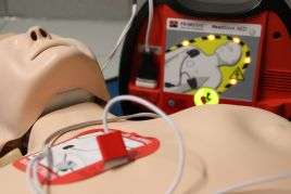 Image de Sensibilisation à la lutte contre l'arrêt cardiaque pour les salariés partant à la retraite